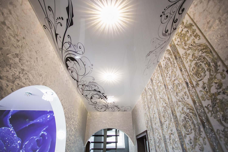 фото и картинки для фотопечати потолков