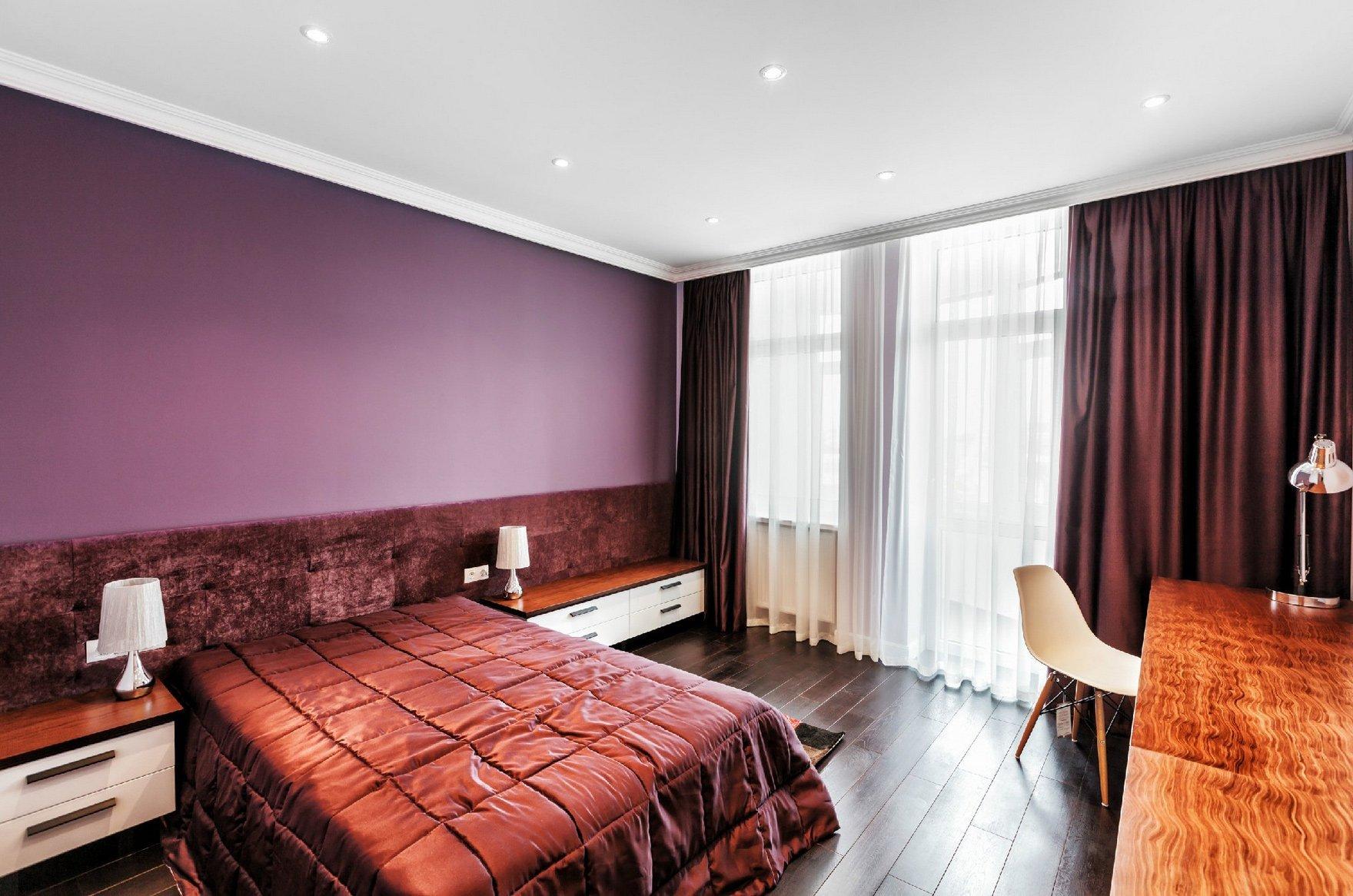 отличными матовый натяжной потолок в спальне фото хороший генератор идей